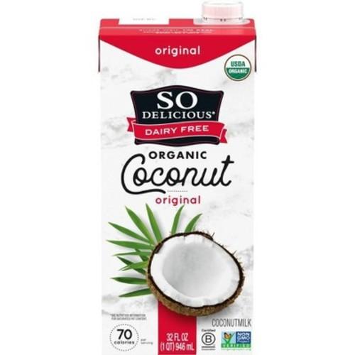 So Delicious Coconut Milk 32oz