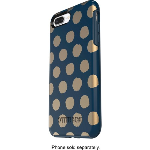 OtterBox - Symmetry Series Case for Apple iPhone 7 Plus - Firefly