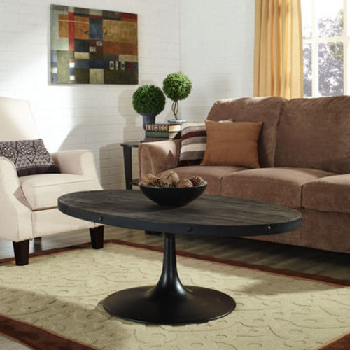 Drive Wood Top Coffee Table by Modway