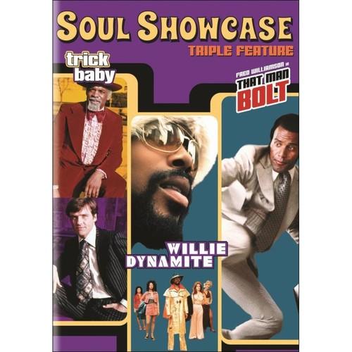 Soul Showcase Triple Feature [2 Discs] [DVD]