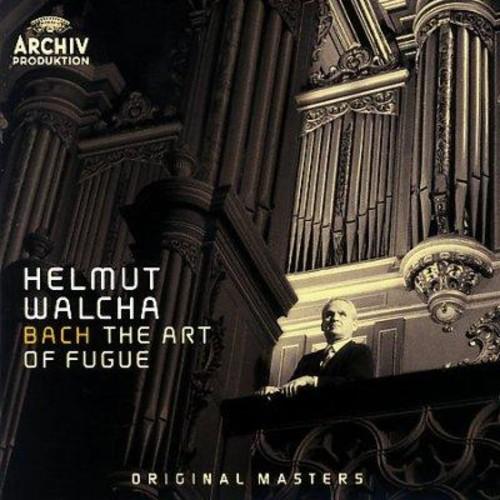 Helmut Walcha - Bach: The Art of Fugue