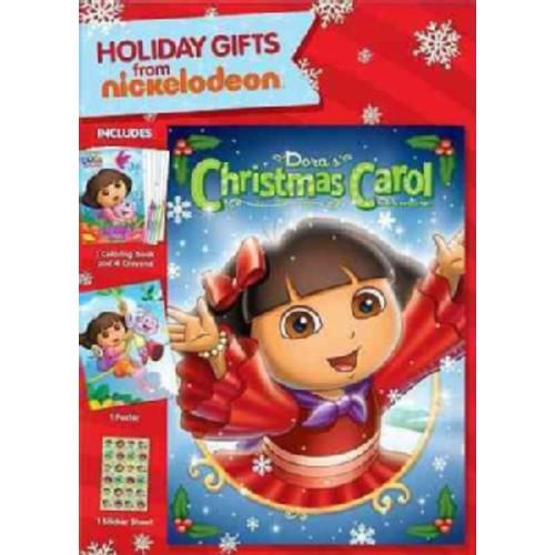 Dora The Explorer: Dora Saves The Snow Princess (DVD)