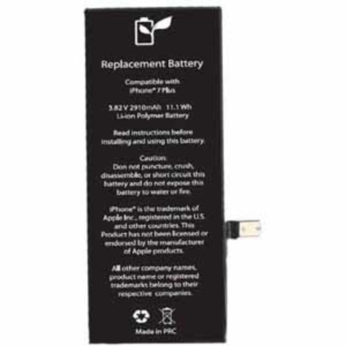 Ontrion 2910mAh Replacement Battery for iPhone 7 Plus
