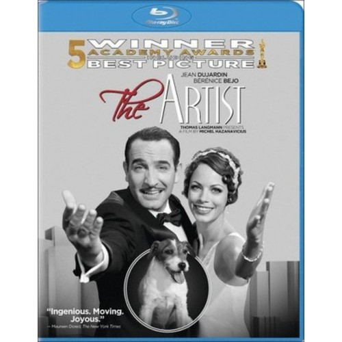 The Artist (Includes Digital Copy) (UltraViolet) (Blu-ray)