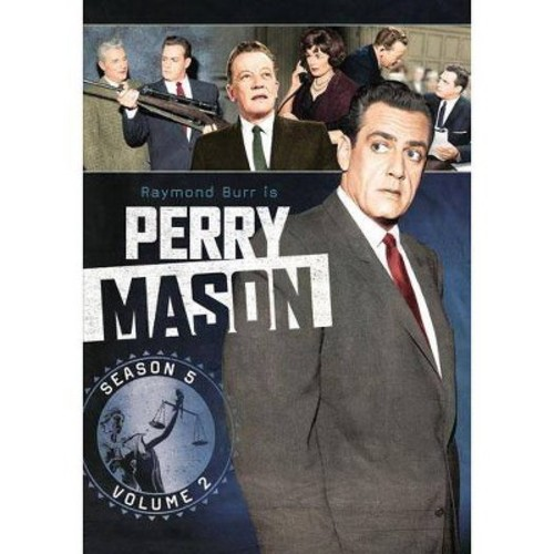 Perry mason:Fifth season vol 2 (DVD)