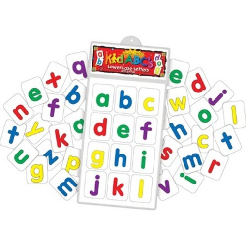 Barker Creek - Office Products Learning Magnets, Pattern Blocks Lowercase Letters (LM-1130)