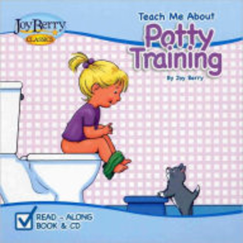 Teach Me About Potty Training (Girls)