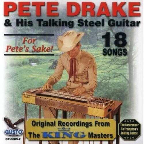 For Pete's Sake [Gusto] [CD]
