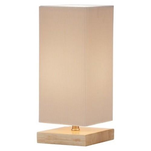Adesso Angelina Table Lantern - White
