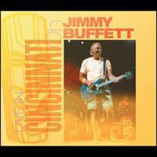 Live in Cincinnati, OH Jimmy Buffett Audio Compact Disc