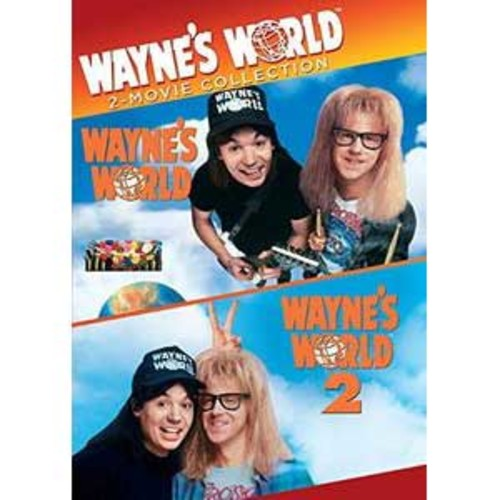 Wayne'S World 2-Movie Co Prt59185546000Dvd/Comedi