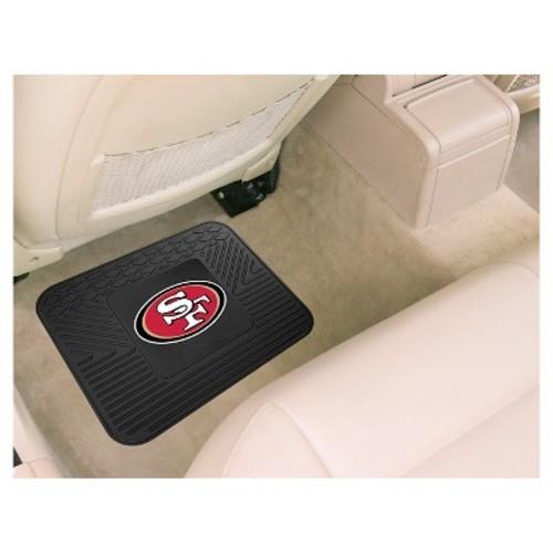 FANMATS San Francisco 49ers 14 in. x 17 in. Utility Mat