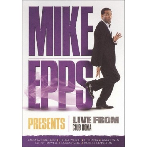 Mike Epps: Live From Club Nokia WSE DD2/DD5.1