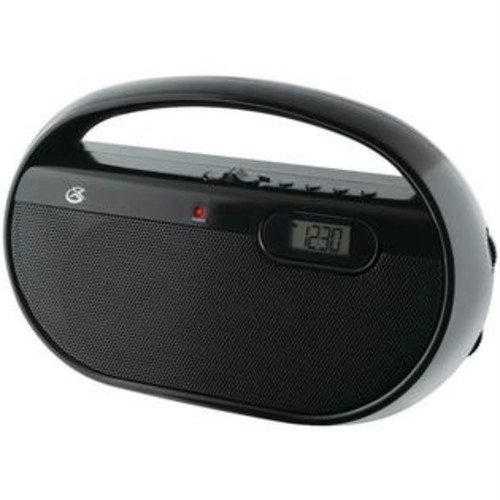 GPX R602B Am/Fm Portable Clock Radio - Portable Electronics