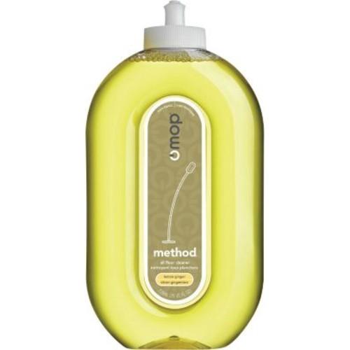 Method Omop Lemon Ginger Floor Cleaner, 25 oz.