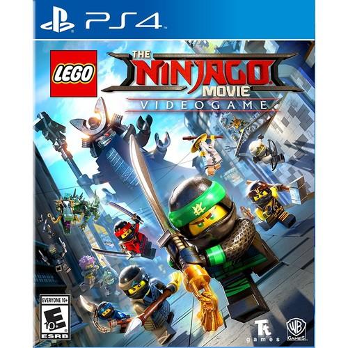 The Lego Ninjago Movie Videogame - PlayStation 4 [Disc, Standard, PlayStation 4]