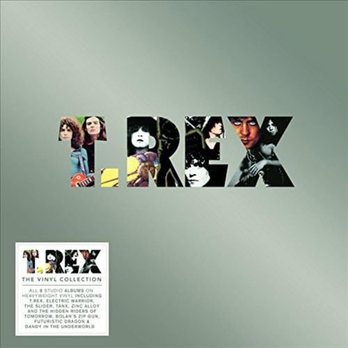 The Vinyl Collection: Colored Vinyl Edition [LP] - VINYL