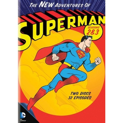 The New Adventures Of Superman: Seasons Two And Three (Full Frame)