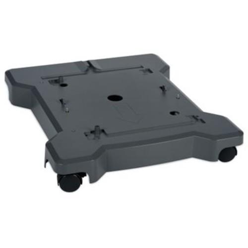 Lexmark 40G0855 ELITE Printer Caster Base for MX711de/MX710de/MS810dtn, Black