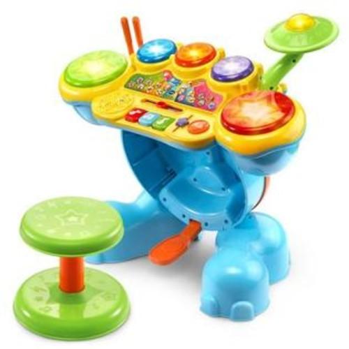 VTech Zoo Jamz Stompin' Fun Drums Toy