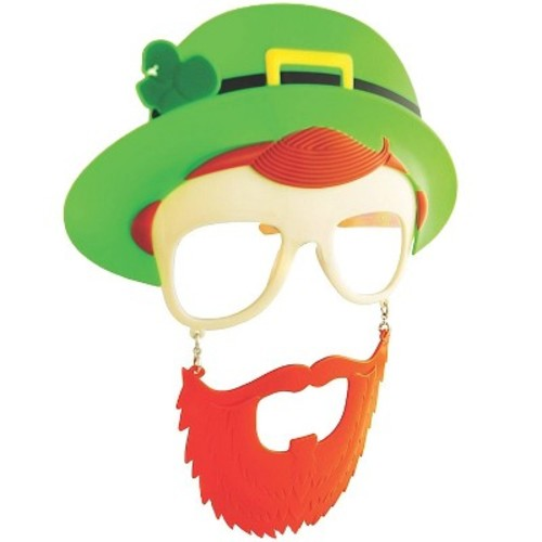 Sunstache Leprechaun Clear Lenses