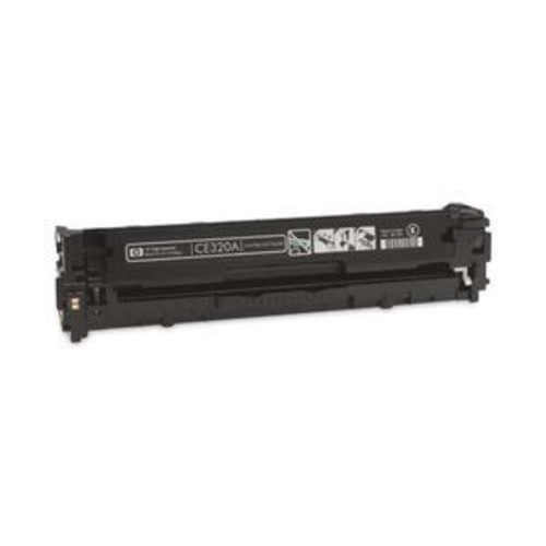 HP 128A - Black - original - LaserJet - toner cartridge