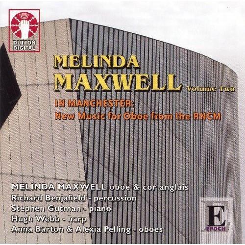 Melinda Maxwell, Vol. 2: In Manchester [CD]
