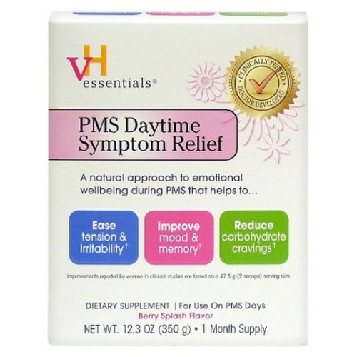 vH Essentials PMS Relief Daytime Powder Formula - 12.3 oz