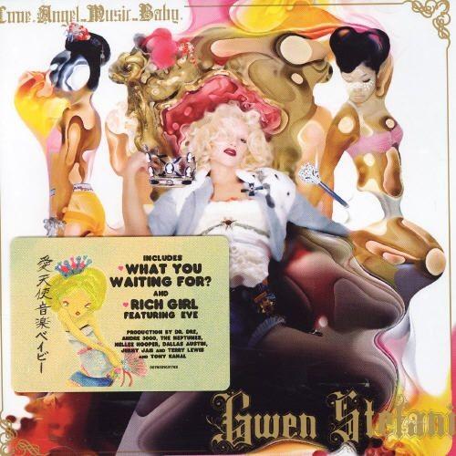 Gwen Stefani - Love.Angel.Music.Baby. (Bonus Tracks) (CD)