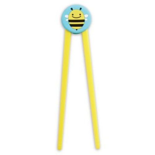 SKIP*HOP Zoo Bee Training Chopsticks