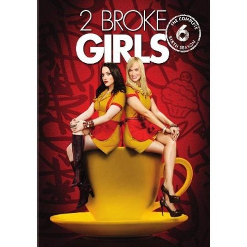 2 Broke Girls: The Complete Sixth & Final Season [DVD]