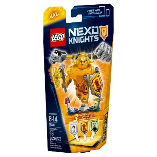 LEGO Nexo Knights Ultimate Axl (70336)