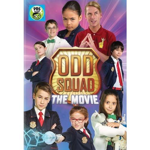 Odd Squad: The Movie [DVD] [2016]
