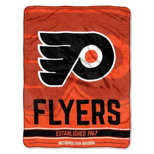 NHL 059 Flyers Breakaway Micro Throw - Flyers