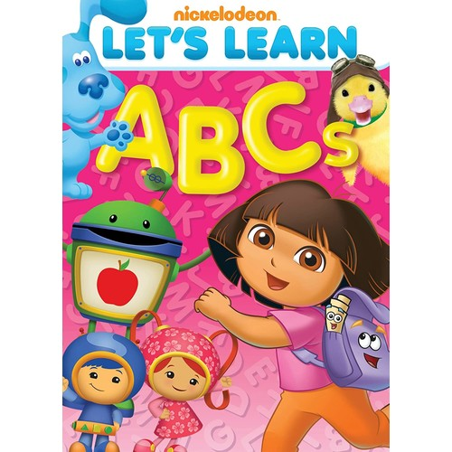 Nickelodeon Let's Learn: ABC