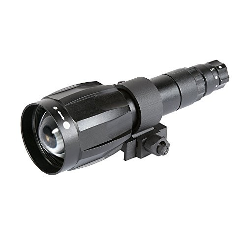 Armasight XLR-IR850 Detachable X-Long Range Infrared Illuminator, Rechargeable Battery, and Charger