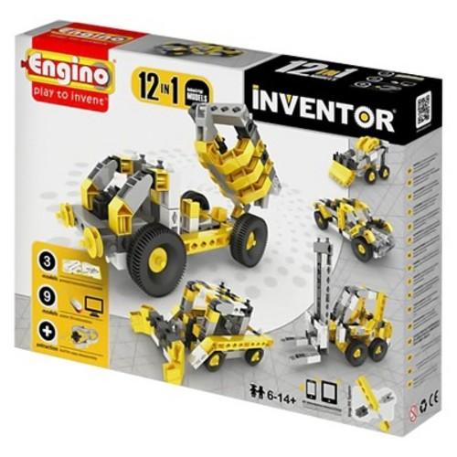 Engino Inventor 12 Models