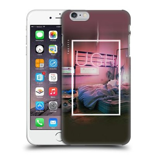 OFFICIAL THE 1975 SONGS Ugh Hard Back Case for Apple iPhone 6 Plus / 6s Plus (9_10_1E3BF)