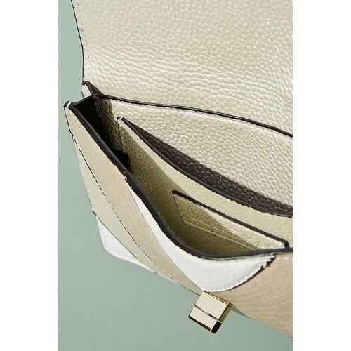 Emma Chevron Crossbody Bag