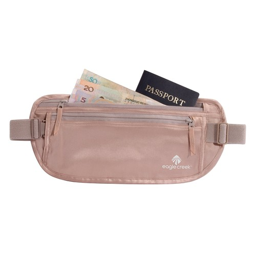 Eagle Creek Travel Gear Silk Undercover Money Belt [Rose]