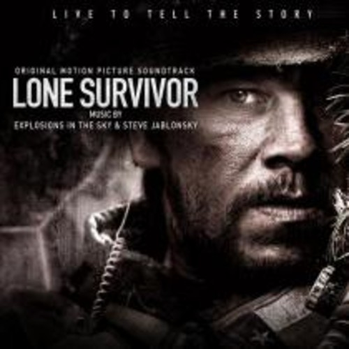 Lone Survivor [Original Motion Picture Soundtrack] [CD]