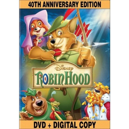 Robinhood: 40th Anniversary DVD (DVD/Digital Copy)