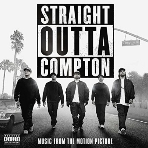 Straight Outta Compton [Music from the Motion Picture] [CD]