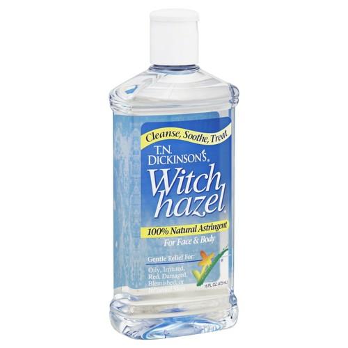 TN Dickinsons Witch Hazel, For Face & Body 16 fl oz (473 ml)