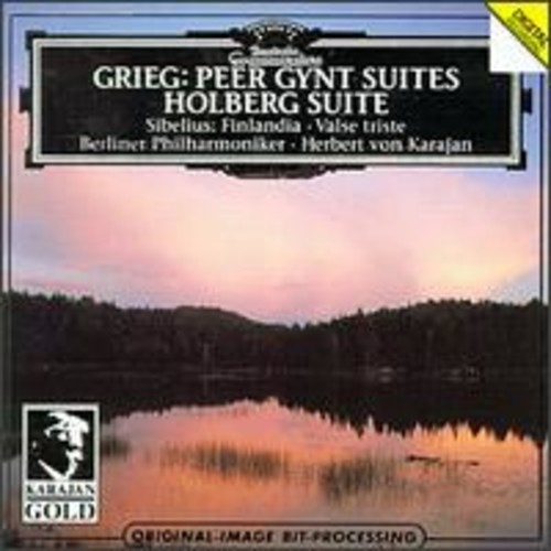 Berlin Philharmonic Orchestra - Grieg: Peer Gynt Suites