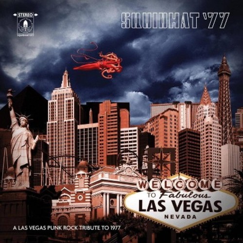 Various - Squidhat 77:Las Vegas Punk Rock Tribu (Vinyl)