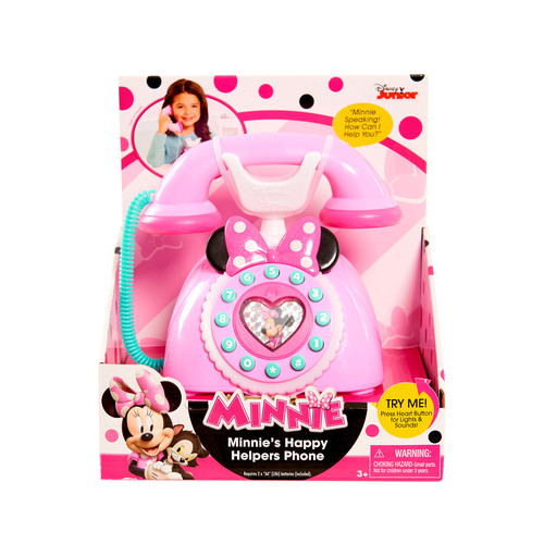 Disney Minnies Happy Helpers Phone