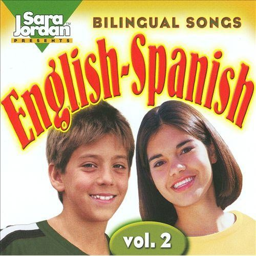 Bilingual Songs: English-Spanish, Vol. 2 [CD]