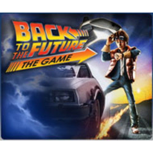 Back to the Future: The Game - Full Series [Digital]