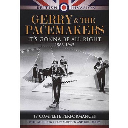 It's Gonna Be All Right 1963-1965 [DVD]